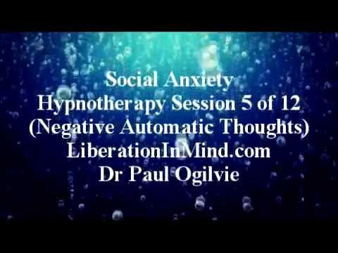 Social Anxiety-FREE Hypnotherapy 5 of 12