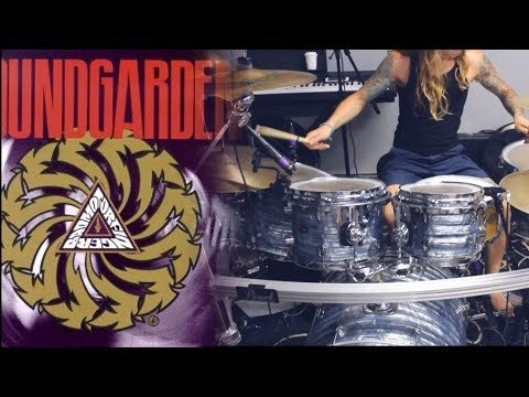 Kyle Abbott - Soundgarden - Mind Riot (Drum Cover)