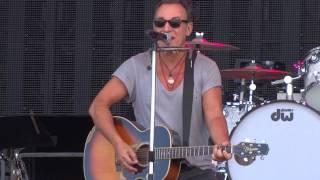 Bruce Springsteen 2013-07-20 Belfast - Maria