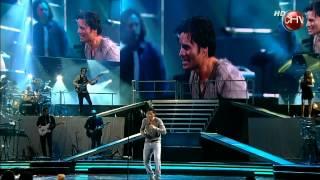 Chayanne - Si Nos Quedara Poco Tiempo (Viña Del Mar 2011) (HD)