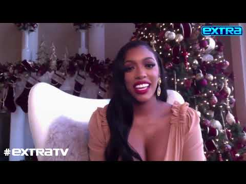 Porsha Williams on Her Recent Hospitalization, Pregnancy Rumors, and Whether She's Dating