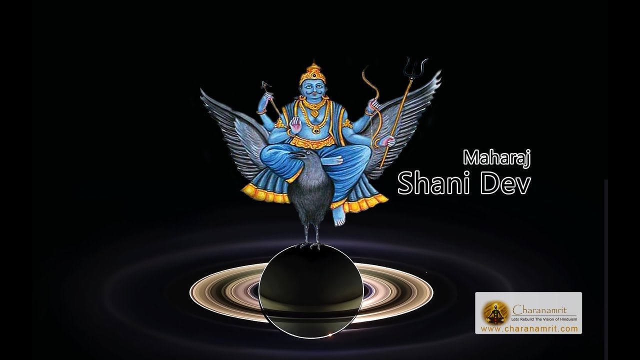 Shani dev pooja vidhi method for worship lord shani chants and mantra in hindi youtube