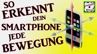 So erkennt dein Smartphone Bewegungen [Compact Physics] Thumbnail