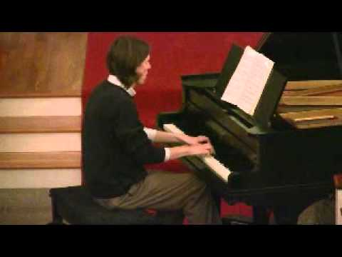 TKMUSICLESSONS- Winter Recital'10- Brad Powers