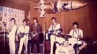 The Tielman Brothers - Echo Boogie (live audio tape 1961)