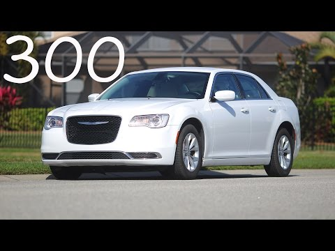 Chrysler 300 Limited 2016 review