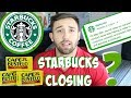 STARBUCKS TO CLOSE DUE TO RACIAL SLUR? | Adrian Miguel