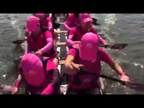 Dragon Boat Festival - BCF Paddlers in the Pink, Singapore - Bradenton Herald