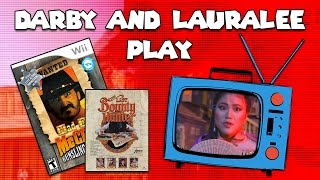 Darby and Lauralee Play - The Last Bounty Hunter - Wii - Mad Dog Mcree Gunslinger Pack