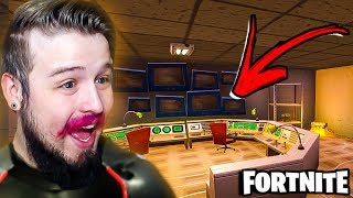 FORTNITE-I FOUND THE SECRET ROOM! Feat. Drezzy, the