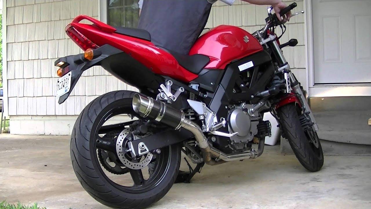 Remove Exhaust From Engine Suzuki