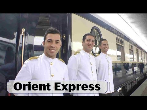 Venice Simplon-Orient Express. VSOE in Venice. Guided walk through. Venice Tourism.