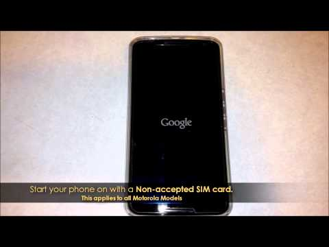 Unlock Motorola Moto E5, Network Unlock Codes | Cellunlocker Net