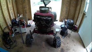 Mud Mower 12 inch lift