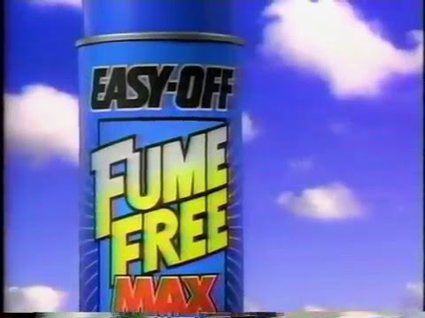 Easy Off Fume Free Max