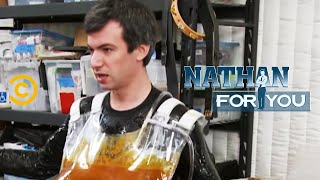 Nathan For You - Becoming the Chili Man