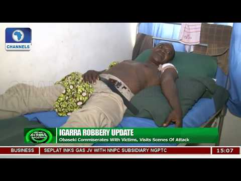 Igarra Bank Robbery Victims Blame Police For Incident