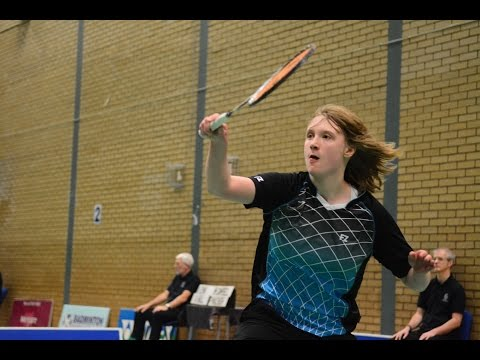 Holly Newall v Julie MacPherson - WS S-F