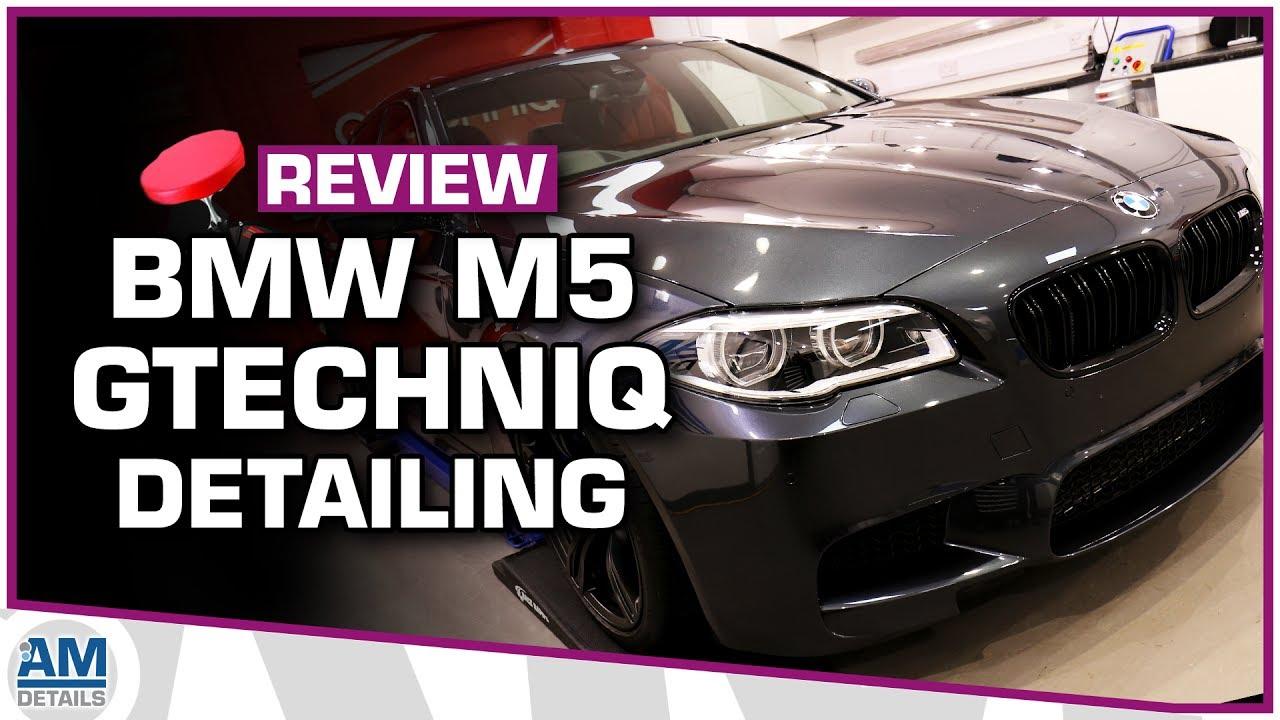 BMW M5   Gtechniq Crystal Serum Detail   AMDetails Review