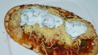 PIZZA KEBAB (CUISINERAPIDE)