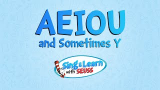 AEIOU and Sometimes Y – A Dr. Seuss Workbook Singalong