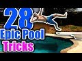 28 Ways To Jump In A Pool