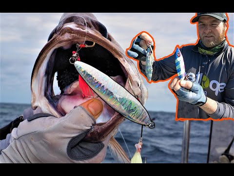 Slow Jigging Secrets | How To Slow Jig Reef Fish