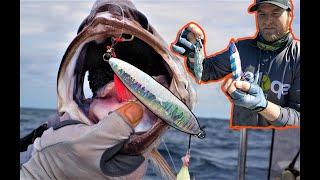 Slow Jigging Secrets | H๐w to slow jig reef fish