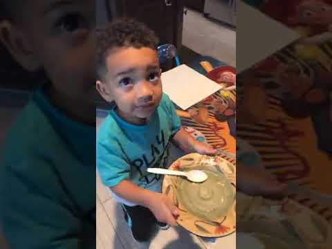 My Grandson Tells Me About His Day At School - YouTube