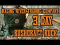 Raging River Trading Company 3 day bushcraft ruck