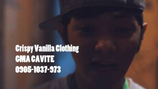 Crispy Vanilla Clothing Feat: Icaruz @ Gudvibes Store