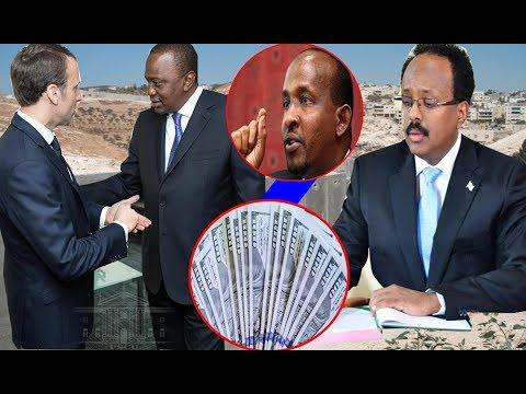 Wararkii Ugu Dambeeyay ee Fashilkii Kenya ee Darbiga Xaduuda Somalia & Heshiiskii France & Kenya