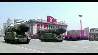 North Korea Parade Remix