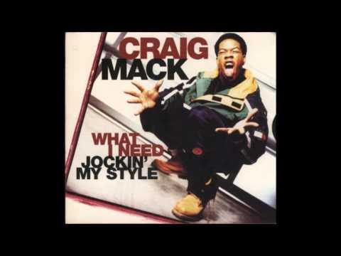 Craig Mack - Jockin' My Style LP Version