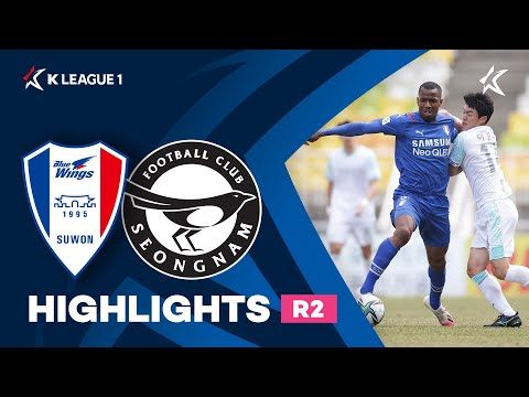 Suwon Bluewings Seongnam Goals And Highlights