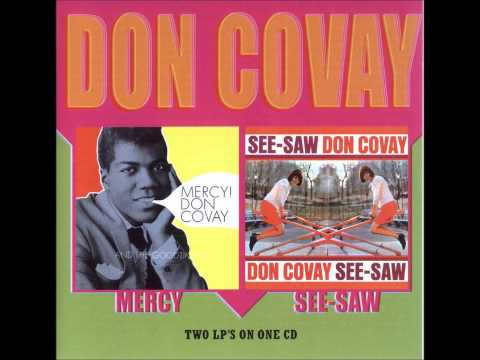 Don Covay - Mercy!, 1964. (Mercy!/Seesaw,cd reissue).Track 01: