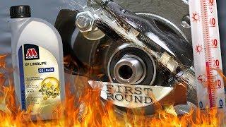 Millers Oils XF Longlife C2 0W30 Jak skutecznie olej chroni silnik? 100°C