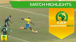 Sierra Leone vs Gabon | Africa Cup of Nations Qualifiers 2017