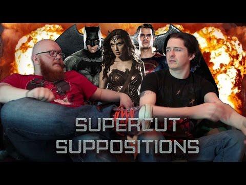 HYPETRAIN: Batman Vs Superman Trailer Supercut suppositions