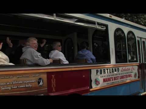 A Day of Sightseeing In Portland Maine