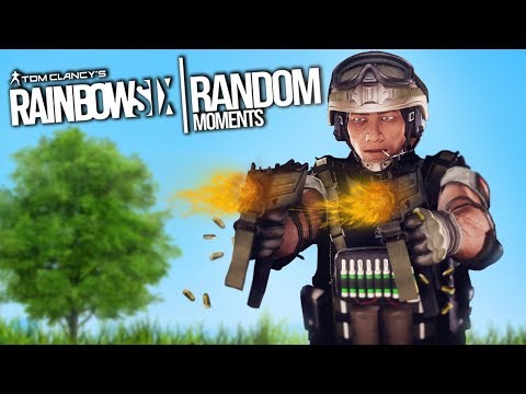 Rainbow Six Siege - Random Moments: #17 (Funny Moments Compilation)