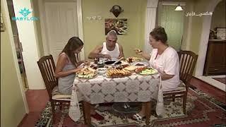 نعمان وسنان يتسحرون مع عوائلهم في رمضان مشاهد مسلسل تكسي الامان #اشترك_بالقناة