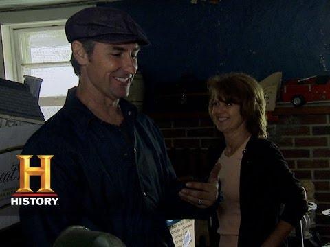 American Pickers: Steve and Debbie's Demo Romance