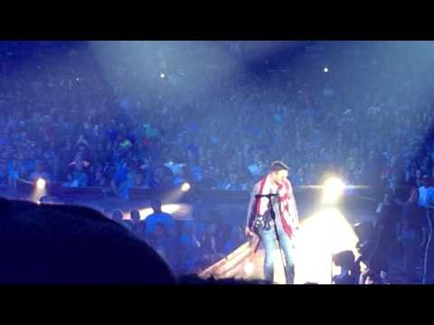 Eric Church Live Springsteen in Reading PA
