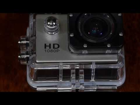 Sports HD DV Action Video Camera