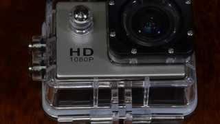 Sports HD DV Action Video Camera