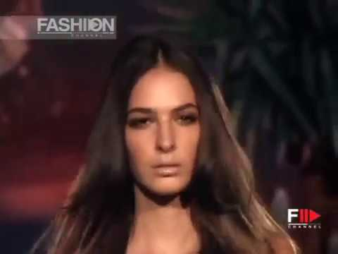 VERSACE Full Show Spring Summer 2006 Milan by Fashion Channel
