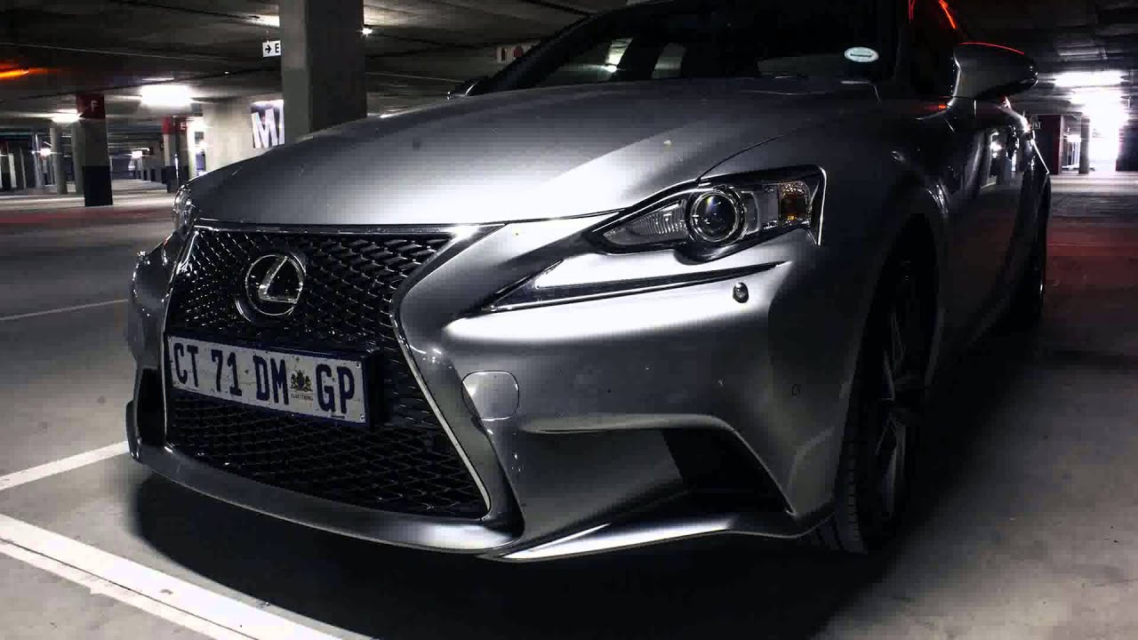 2015 model lexus is 350 f sport youtube. Black Bedroom Furniture Sets. Home Design Ideas