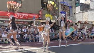 Asakusa Samba Carnival 2018 ノーカット、編集なしです。 Sony FDR-AX5...