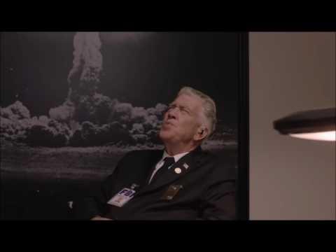 Twin Peaks - Gordon Cole (David Lynch) whistling